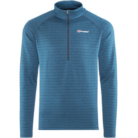 Berghaus Thermal Tech LS Zip Tee Men Dusk/Deep Water